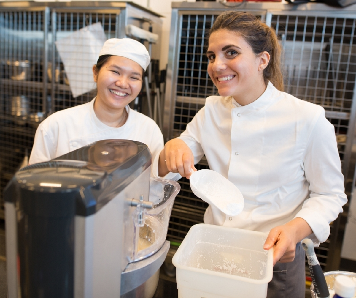 Sweet treat for leading Middle East chefs- Q&A with Chef Mayada Badr and Chef Waddah Bou Saad