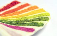 Viable natural colours for dairy products