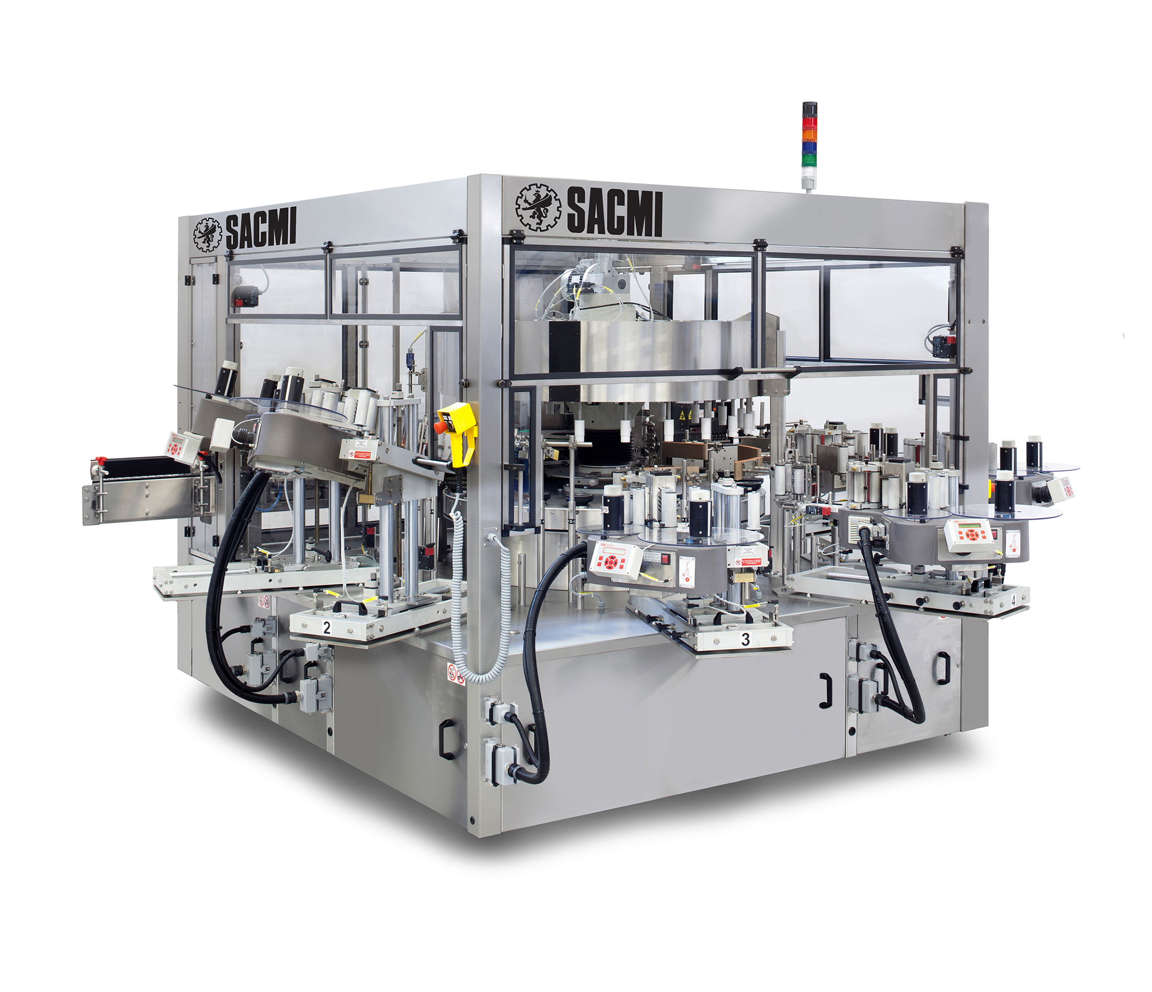 Sacmi presents a new high-speed filling line in China
