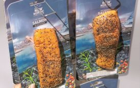 Seafood processor Vega Salmon A/S in Denmark turns to SEALPAC's sustainable FlatSkin® system