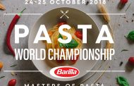 Pasta World Championship 2018- October 24-25, 2018