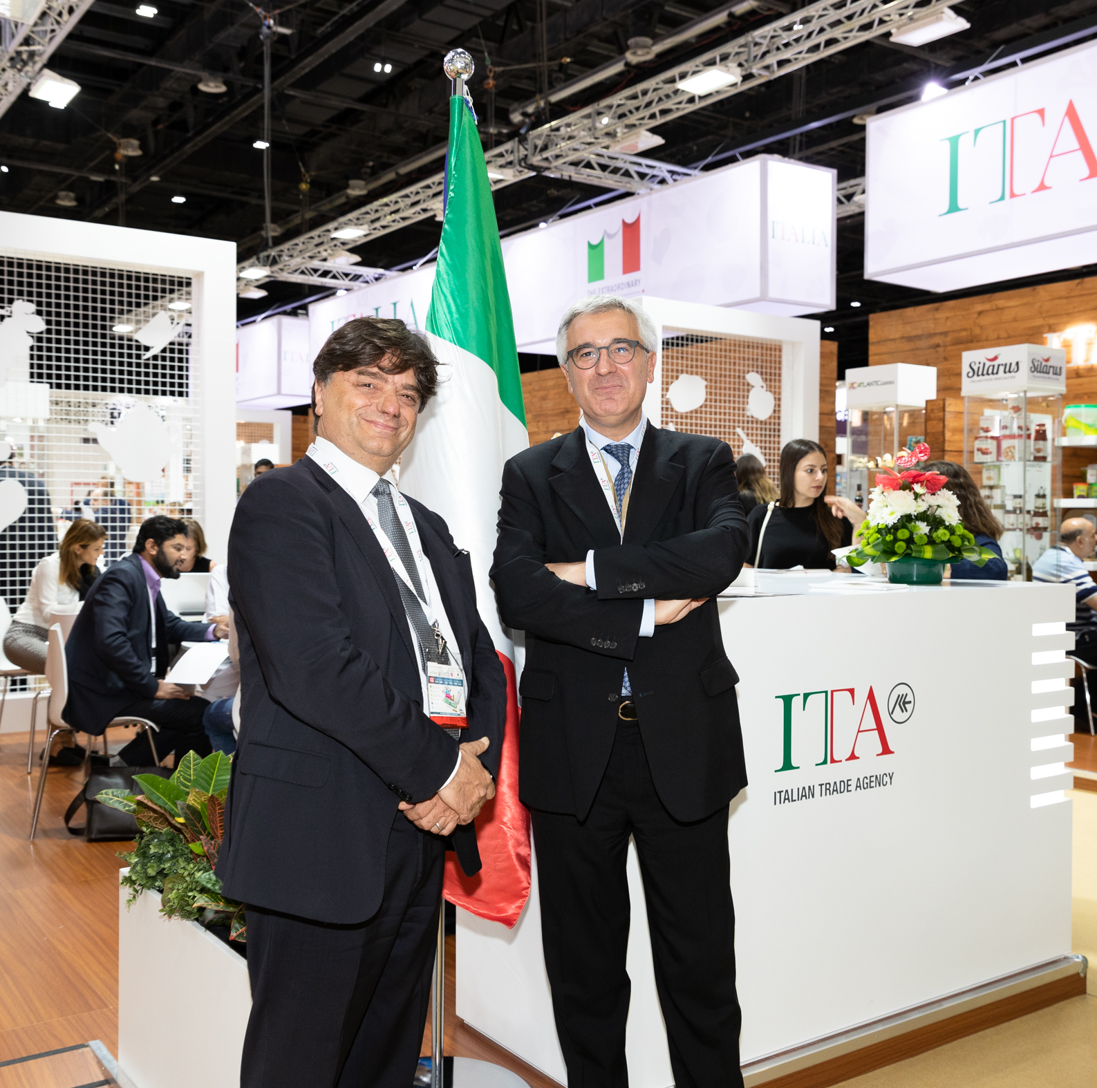 Meet Italian Chefs and Sample the Finest Italian Food Ingredients at the Speciality Food Festival
