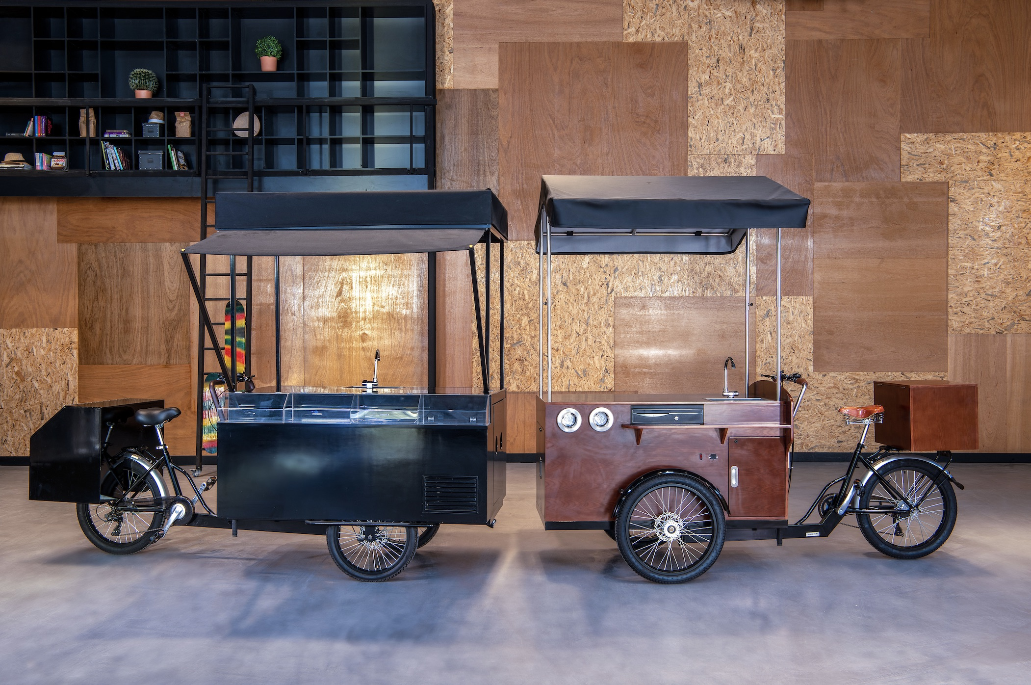 Bespoke Trailers Transforms Business Ideas into Mobile Units