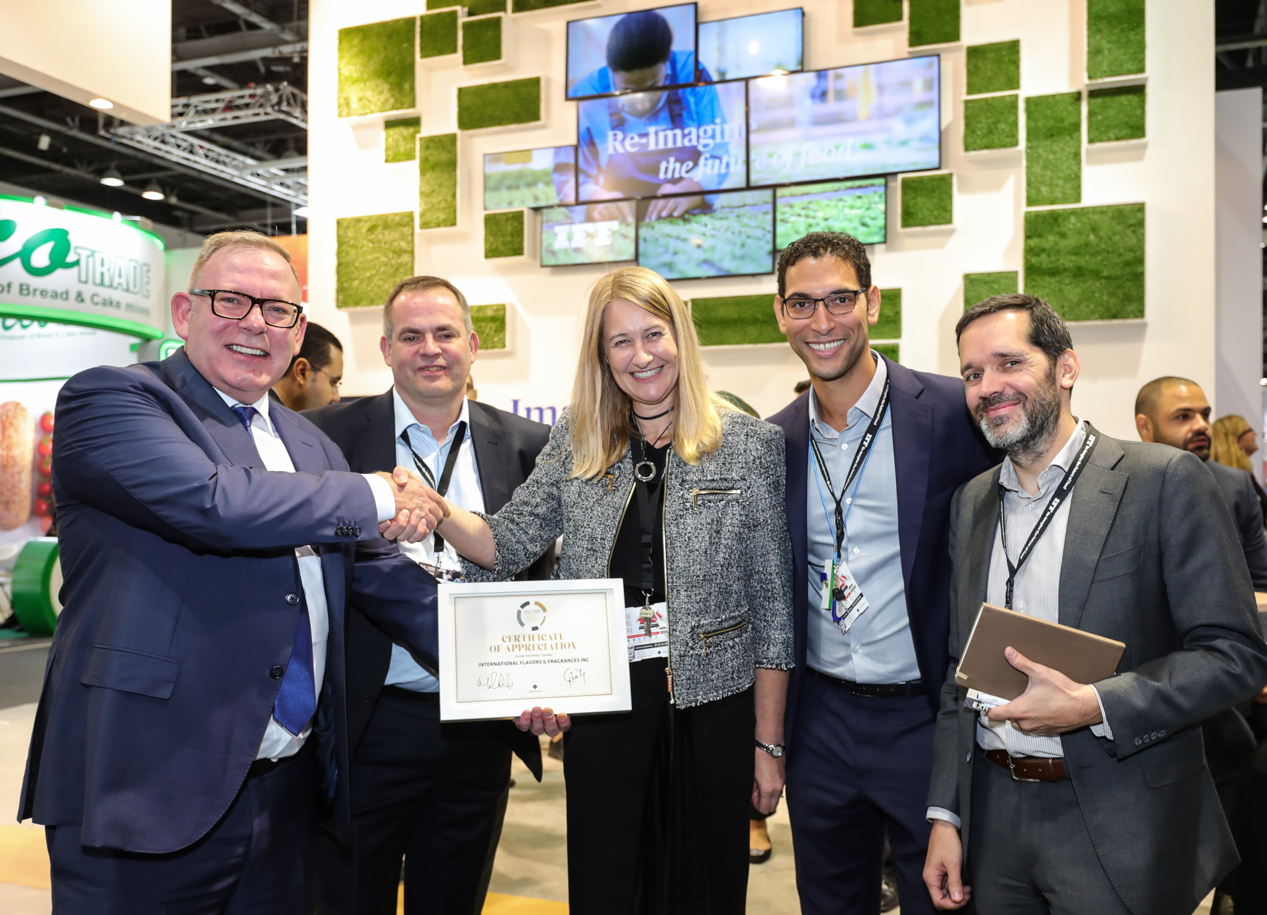 INSTANT IMPACT FOR IFF AT GULFOOD MANUFACTURING 2018   Food
