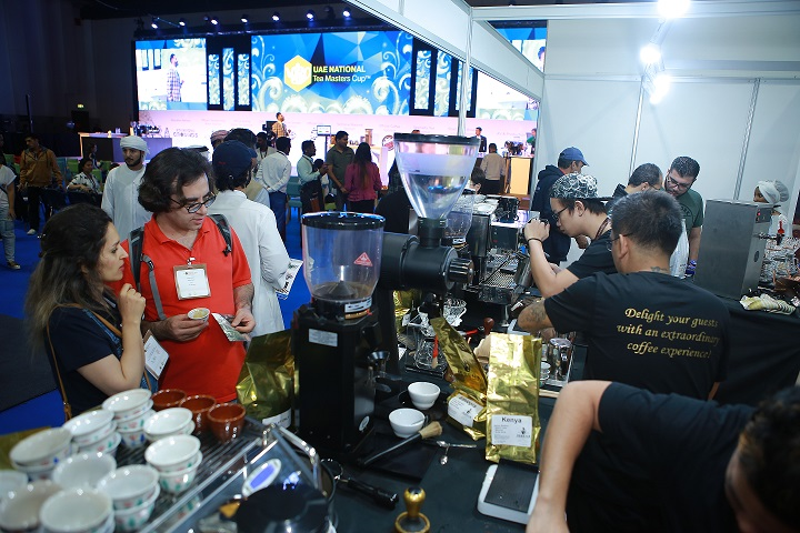 Dubai International Coffee & Tea Festival all set to open on December 5 for learning and networking opportunities