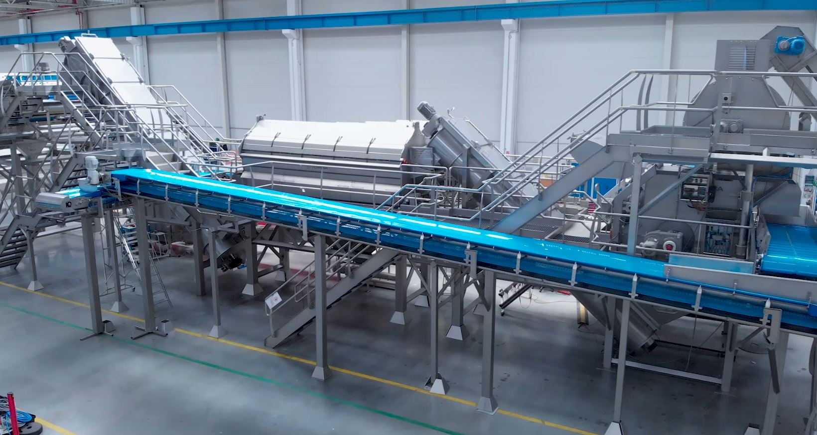 CAVENDISH FARMS INSTALLS TOMRA'S ECO STEAM PEELERS IN ITS NEW PRODUCTION FACILITY IN LETHBRIDGE