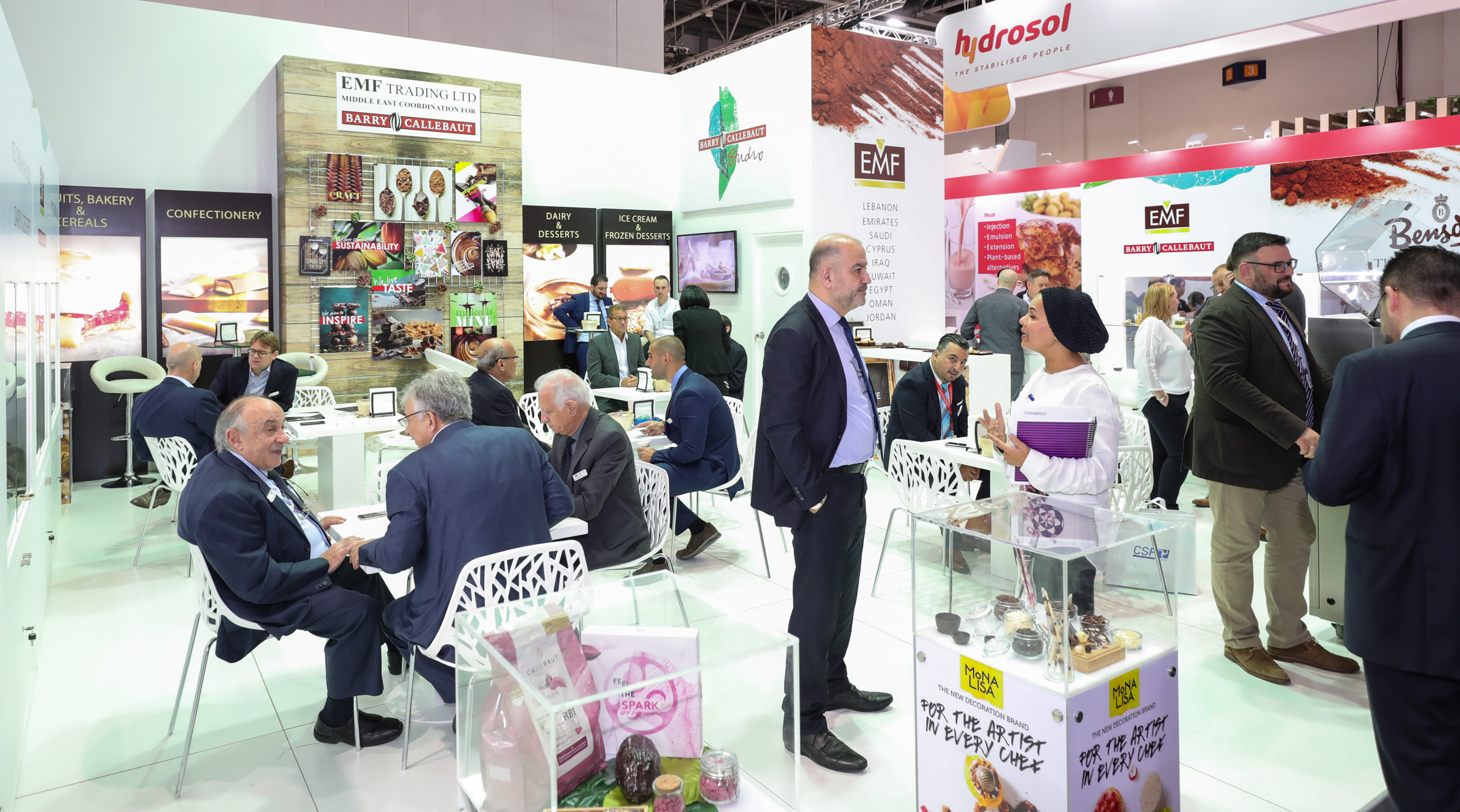 GULFOOD MANUFACTURING BRINGS UPSURGE IN OUT-OF-AFRICA VISITORS