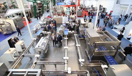 IFFA 2019 - optimised production thanks to digitalization