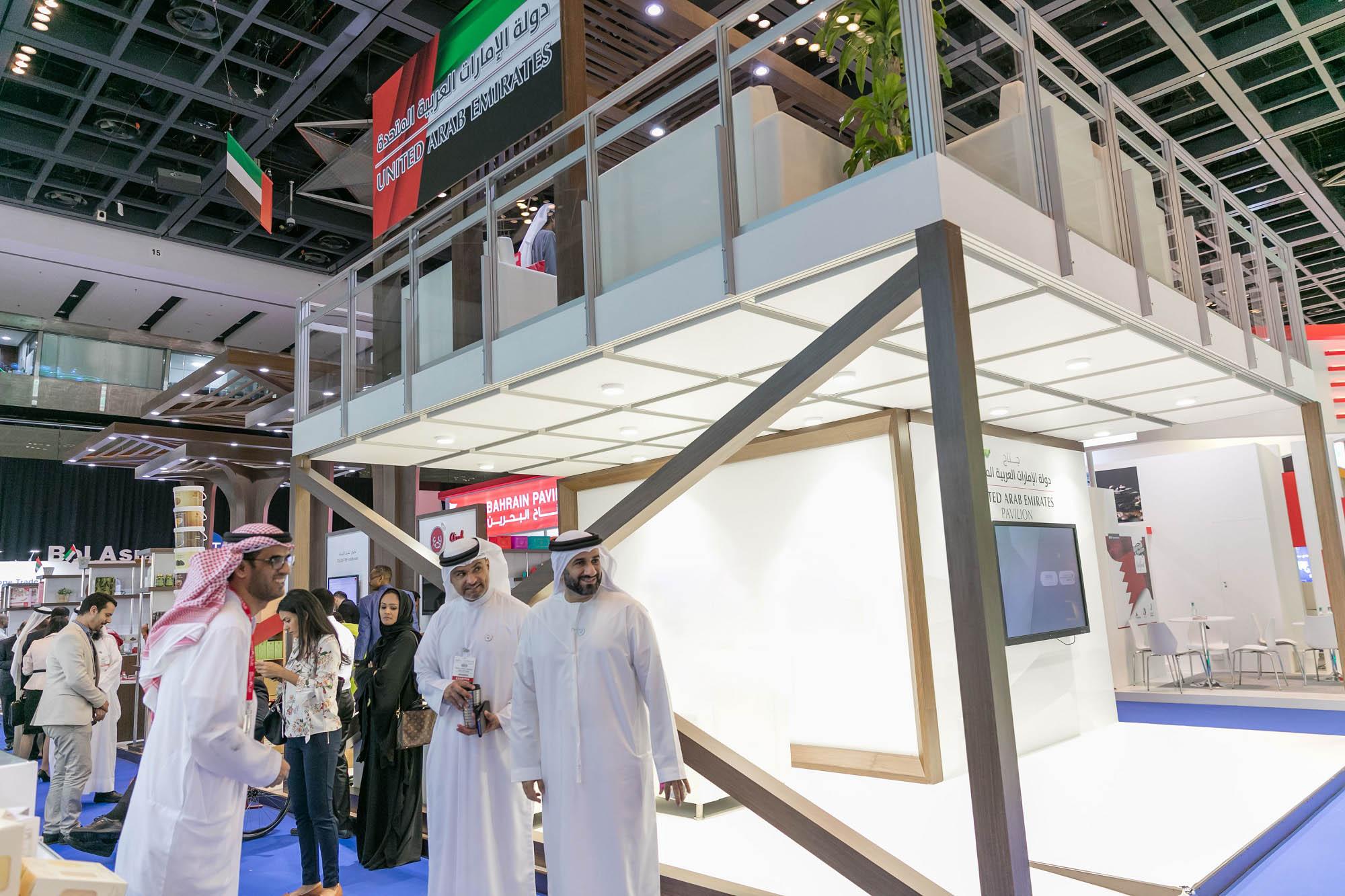 Khalifa Fund promotes selected national food & beverage SMEs at Gulfood 2019