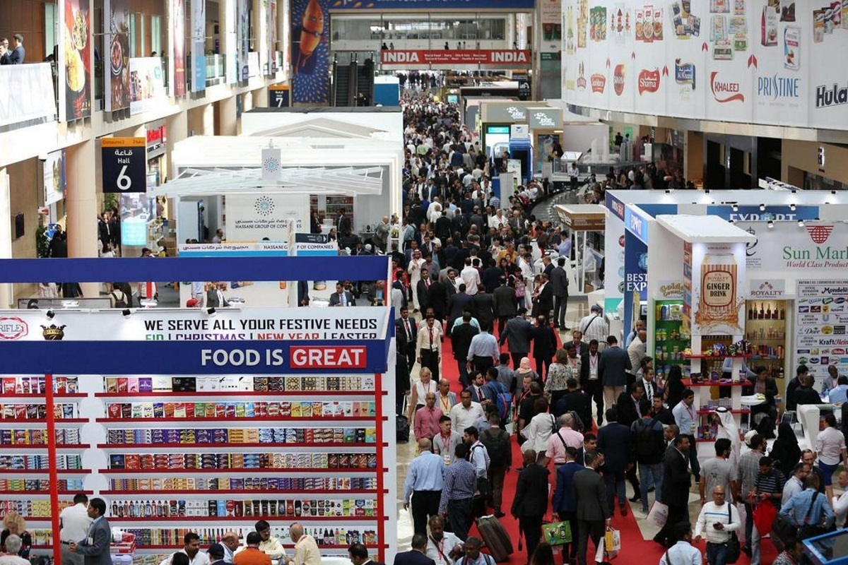 The European Union highlights the quality, safety and authenticity of agricultural food and beverage products at Gulfood 2019