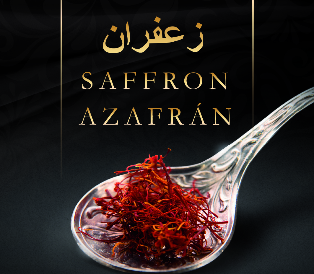 SAFRINA, the best choice for gourmet saffron