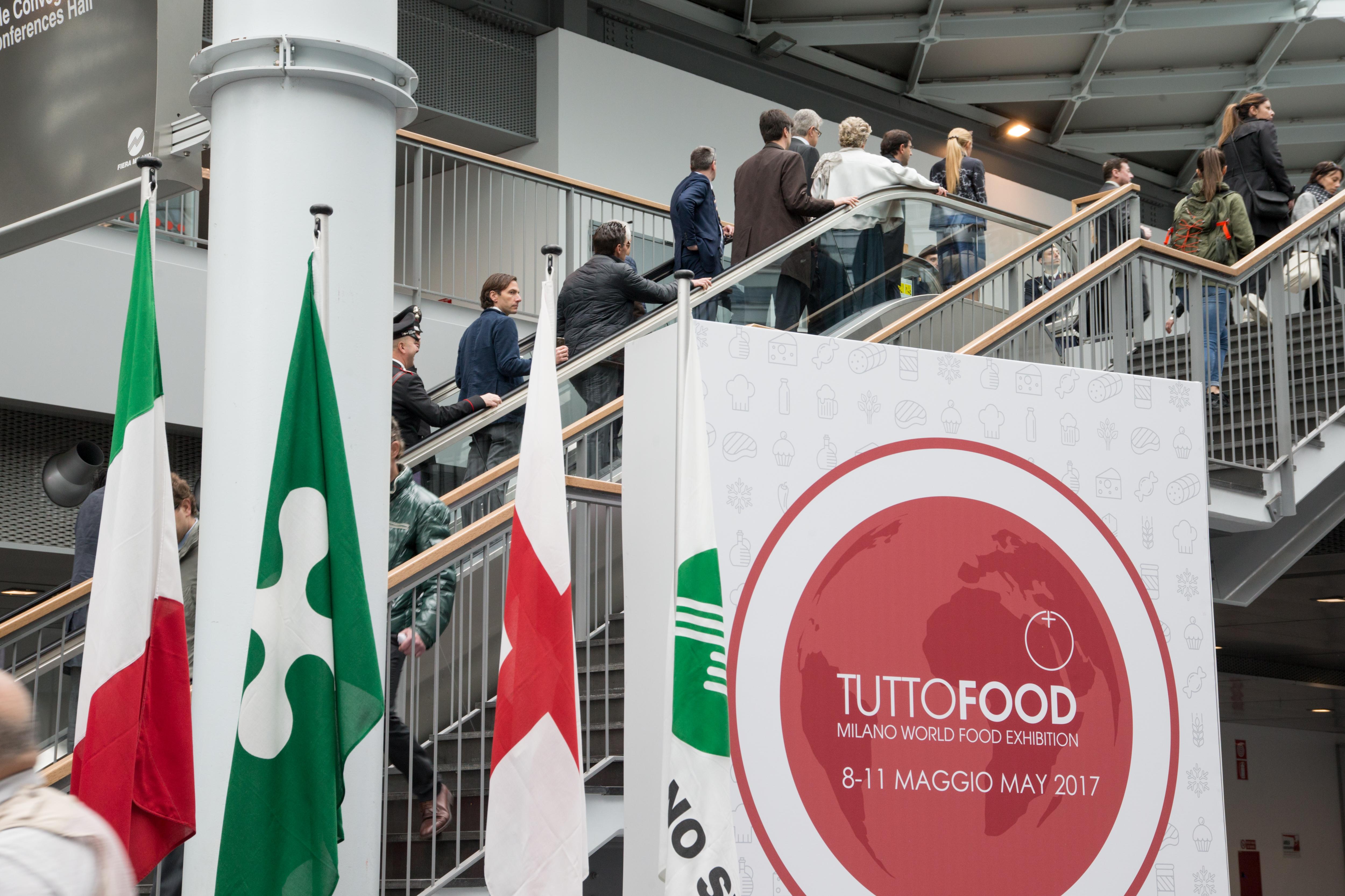 TUTTOFOOD confirms its status as international agri-food hub