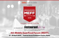 The leading trade show for the restaurant industry in the Middle East is back this April