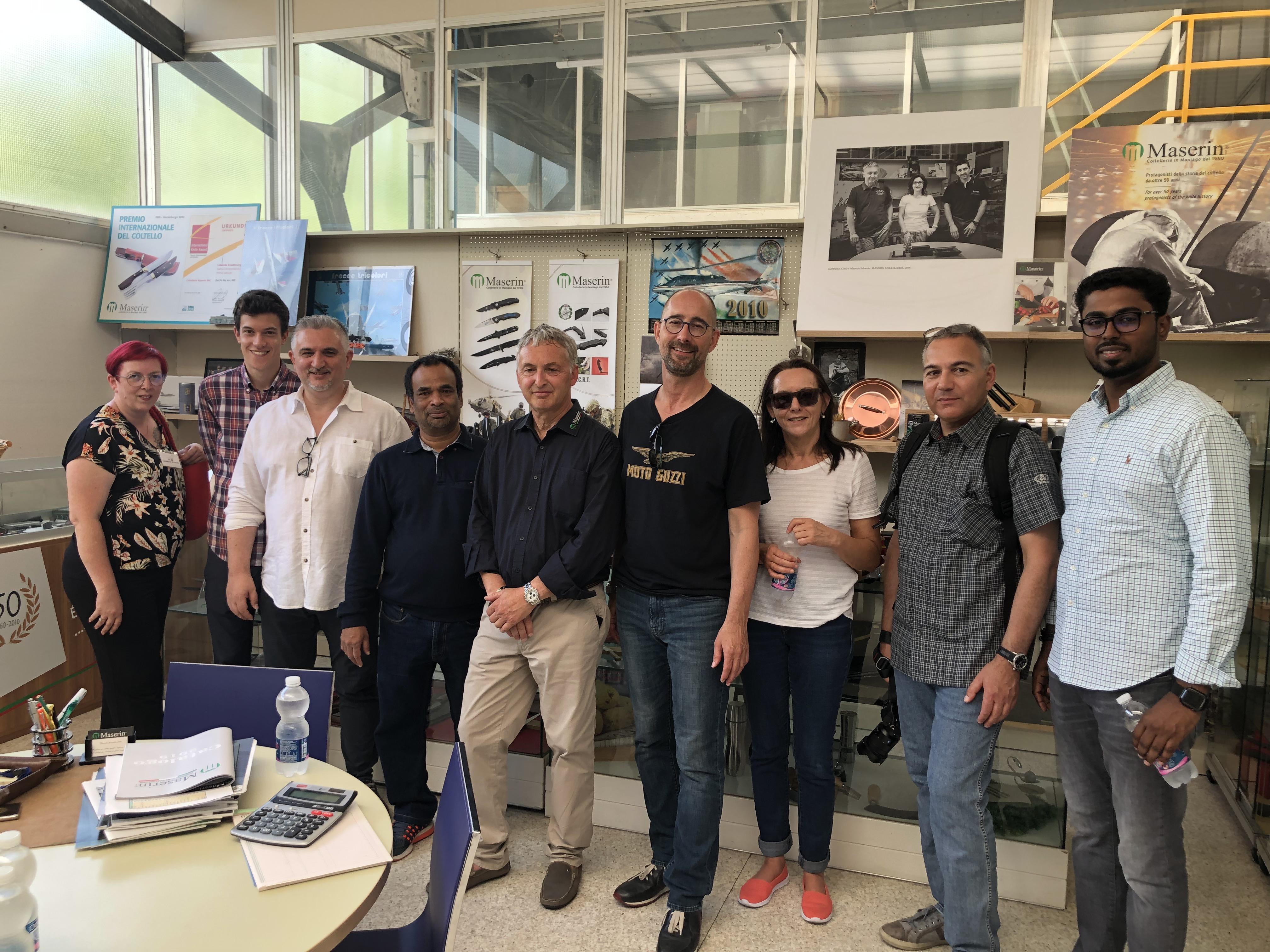 COLTELLO IN FESTA 2019- KNIFE SHOW REPORT