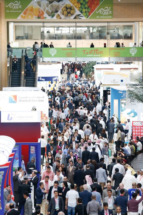 GLOBAL FLAVOUR POWERHOUSES TO LIFT THE LID ON NEW ZEST FOR FOOD PRODUCTION AT GULFOOD MANUFACTURING 2019