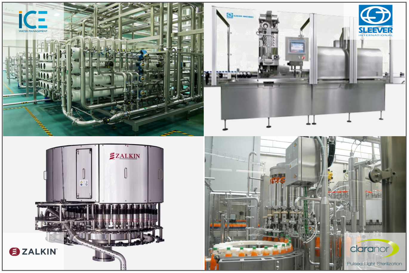 For high-speed bottling lines: choose THE EXPERTS! Ensure performance, savings, and sustainability