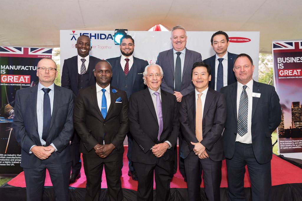 ISHIDA STRENGTHENS EAST AFRICA PRESENCE