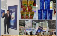 UFlex Launches a Revolutionary Packaging Solution 'Asepto Eye' for Beverages Industry at GulFood Manufacturing 2019 in Dubai