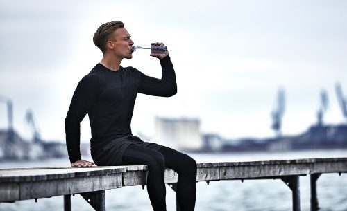 Protein waters without the taste of protein?  It's clearly possible, says Arla Foods Ingredients