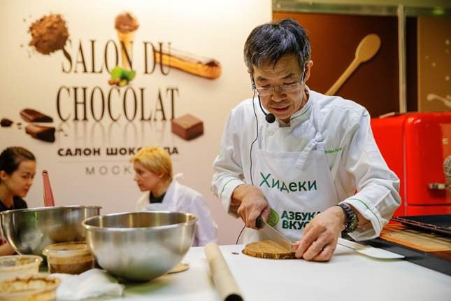 Messe Frankfurt to organise the Salon du Chocolat in Moscow