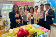 "The ""Best of Kaohsiung"" Fruits ready to tickle your taste buds!"