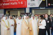 HIS HIGHNESS SHEIKH HAMDAN BIN RASHID AL MAKTOUM OPENS GULFOOD 2020