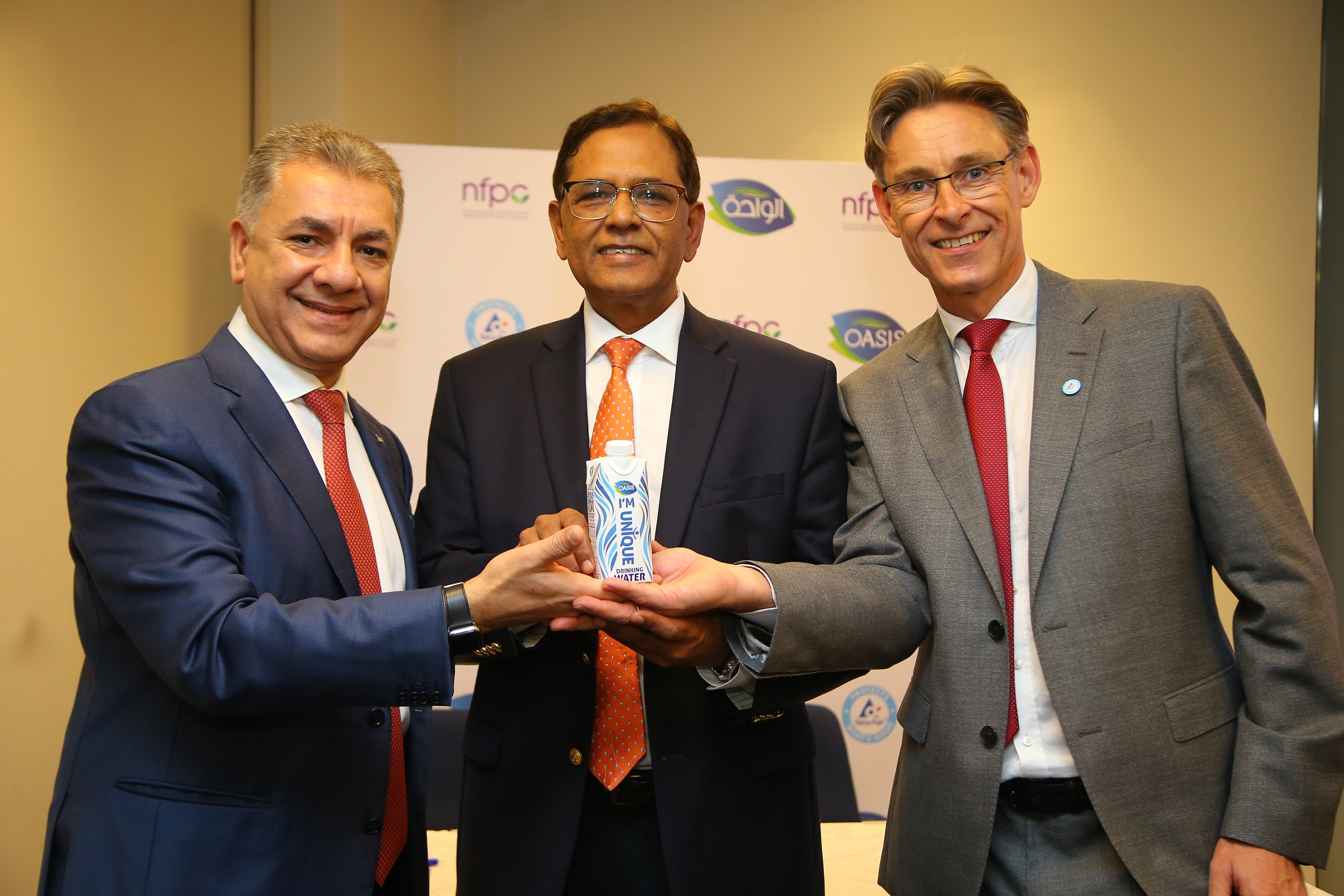 A game changing, GCC first initiative is unveiled at Gulfood 2020: Oasis Water now available in Tetra Pak packaging
