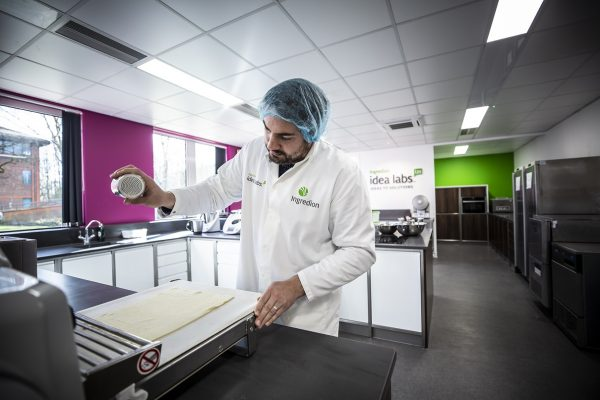 INGREDION OPENS NEWLY-REFURBISHED IDEA LAB™ INNOVATION CENTRE TO ENHANCE COLLABORATION WITH CUSTOMERS