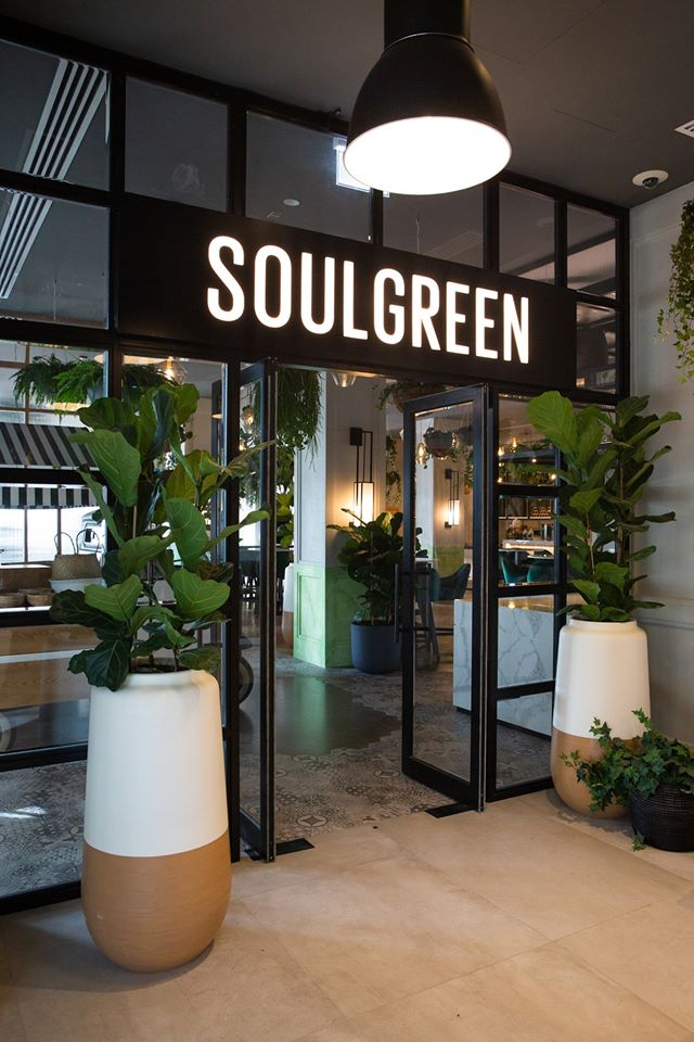 Soulgreen launch their unique plant-based, eco-friendly dining concept at VIDA Creek Harbour, Dubai