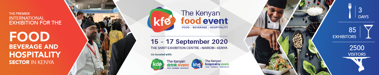 Kenyan Food and Hospitality Events 2020 postponed