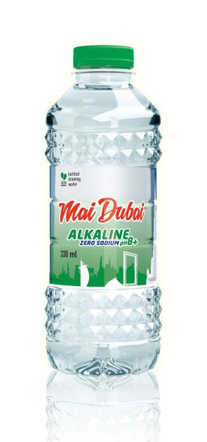Mai Dubai unveils UAE's first Zero-Sodium Alkaline water