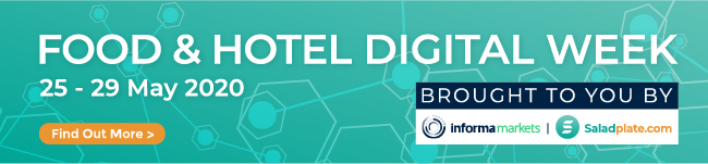 FOOD & HOTEL DIGITAL WEEK 25-29 MAY 2020