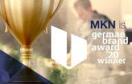 MKN wins marketing prize