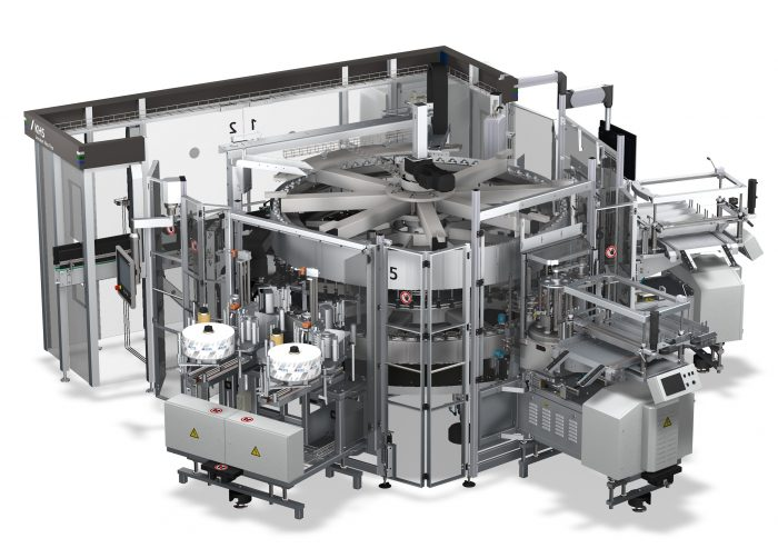 Innoket Neo Flex: KHS presents its new modular labeling machine
