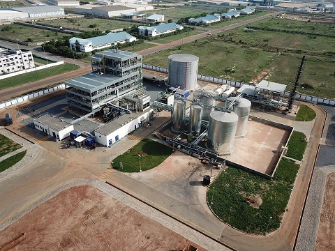 Bunge Loders Croklaan announces the official opening of its first shea butter processing plant in Ghana, the largest facility of its kind in Africa