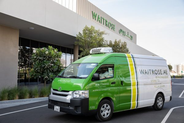 Waitrose & Partners launches first international online grocery platform in UAE